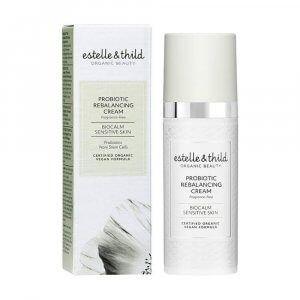 ansiktskräm känslig hud estelle-thild-probiotic-rebalancing-cream