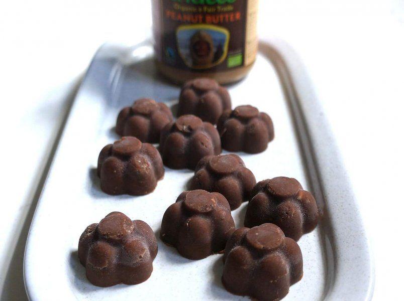 gör egna peanut cups recept