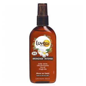 Lovea Natural Tanning Dry Oil Spray