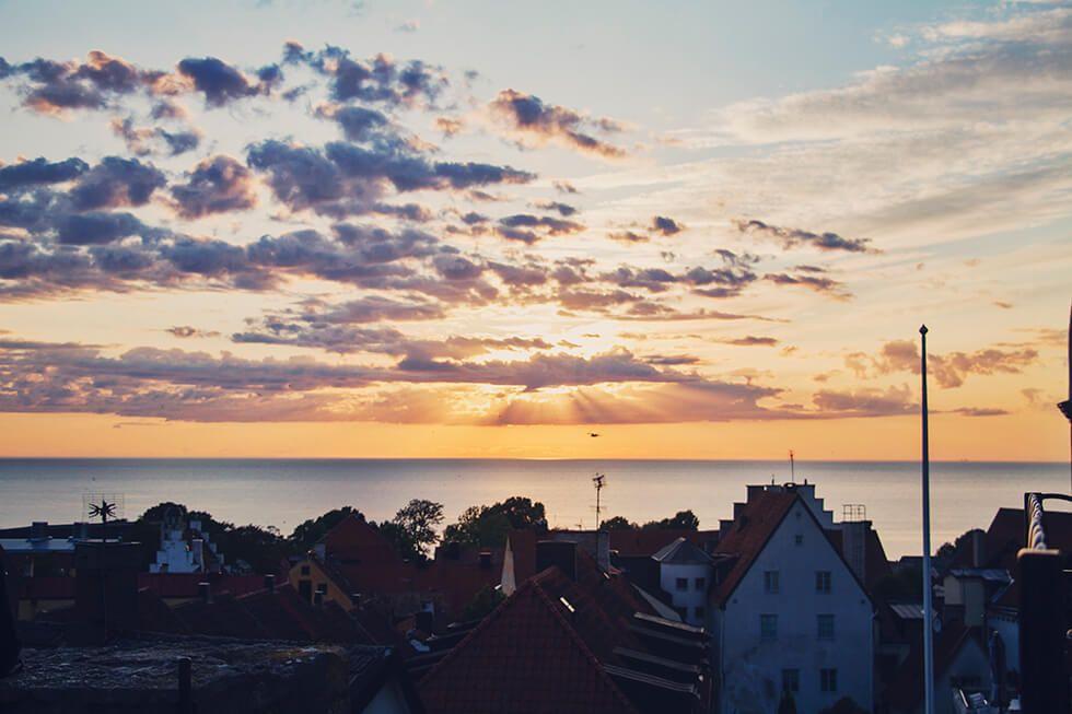 Gotland, Visby
