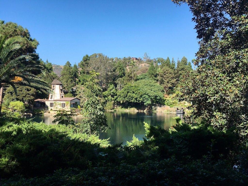 Lake Shrine L.A tips