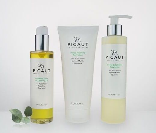 M Picaut Body Care
