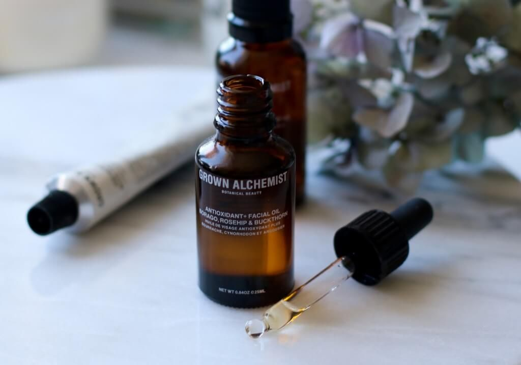 Grown Alchemist ansiktsvård
