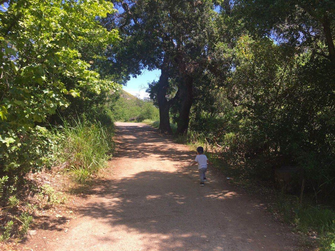 Malibu Hike Marita Karlson 2