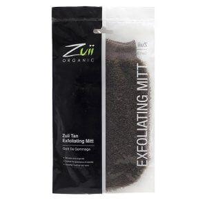Zuii Organic Tan Exfoliating Mitt