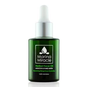 Marina Miracle Herbal Face Oil, 28 ml