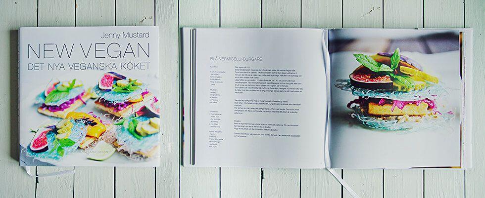 New vegan - Jenny Mustard, recension
