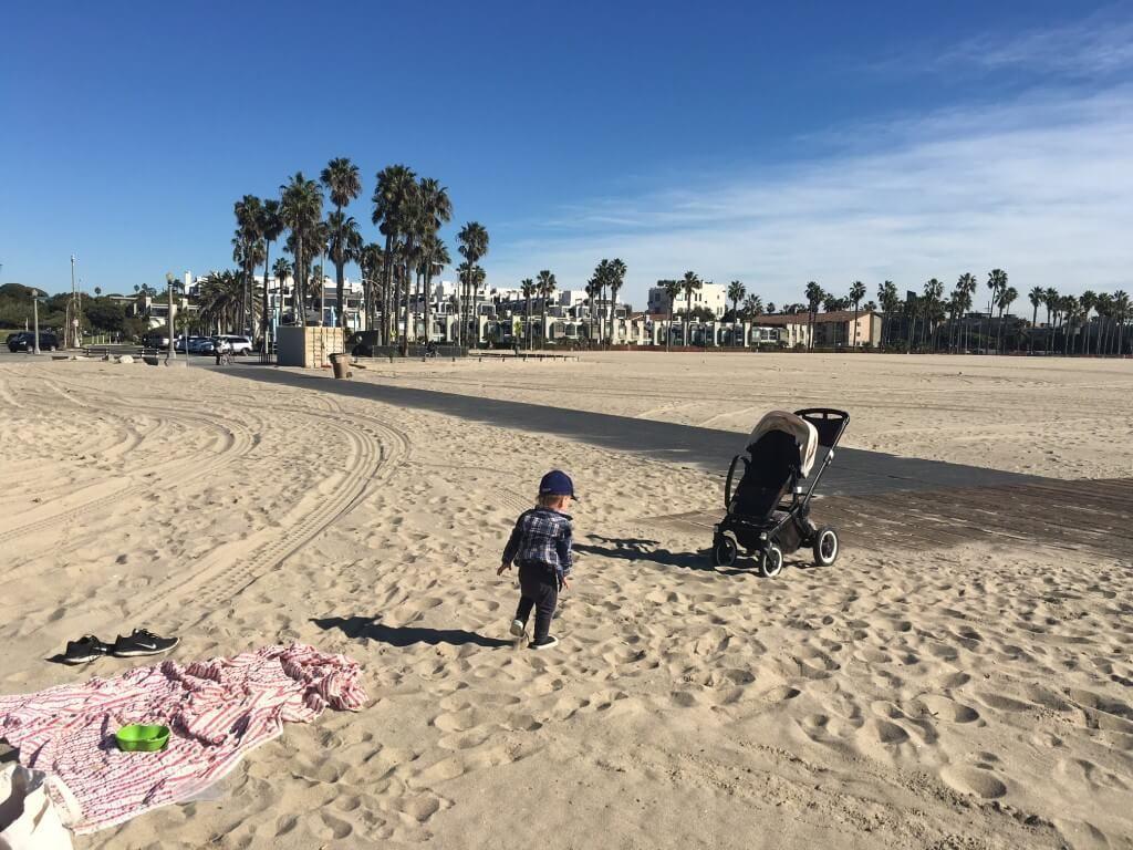 Venice beach marita Karlson