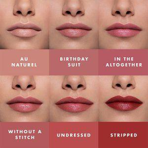 lily lolo vegan lipstick swatches
