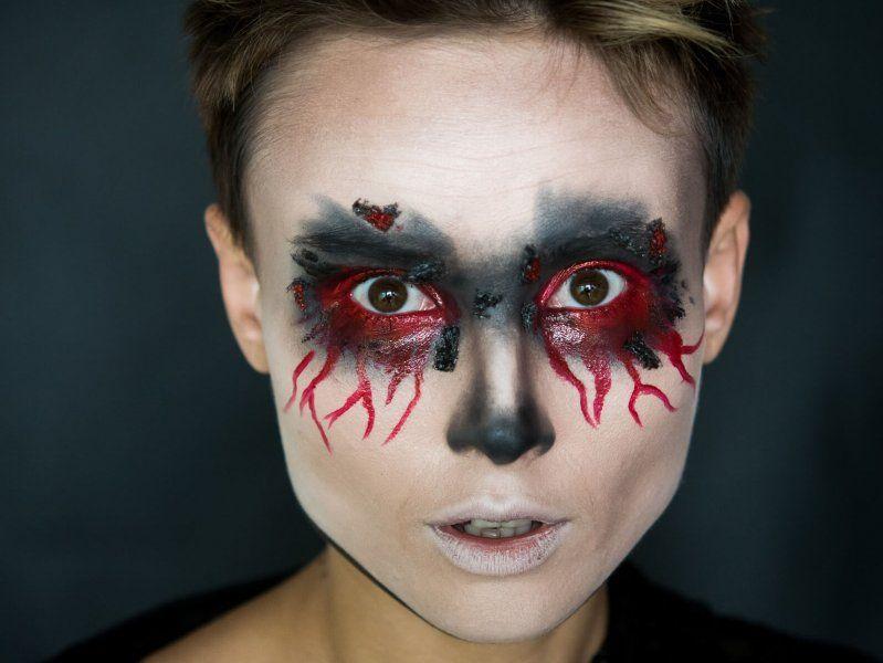 Makeup for Halloween