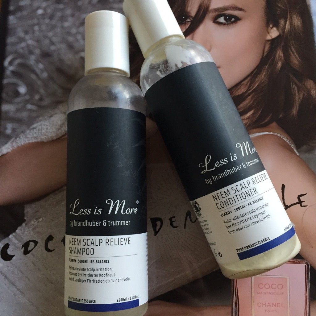 Less Is More schampo och balsam