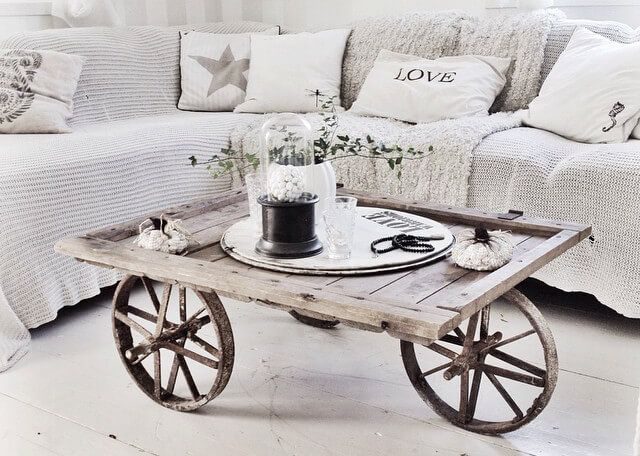 Bord upcycled table