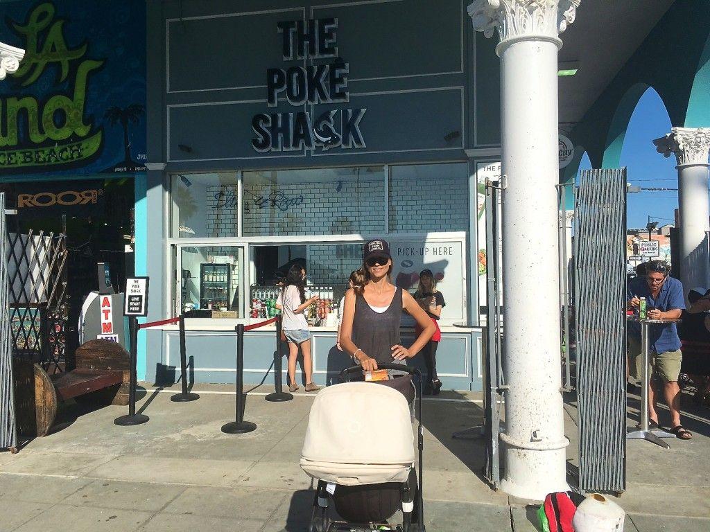 The Poke Shack Venice Beach