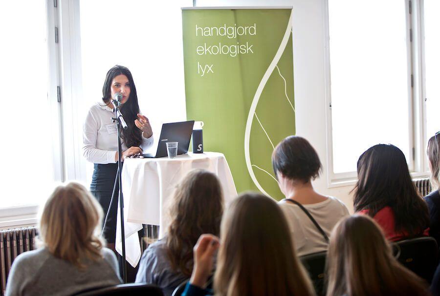 Green Beauty Day Sara Nomberg