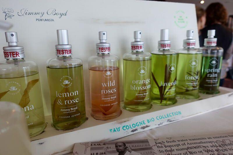 Frank Boyd naturlig parfym