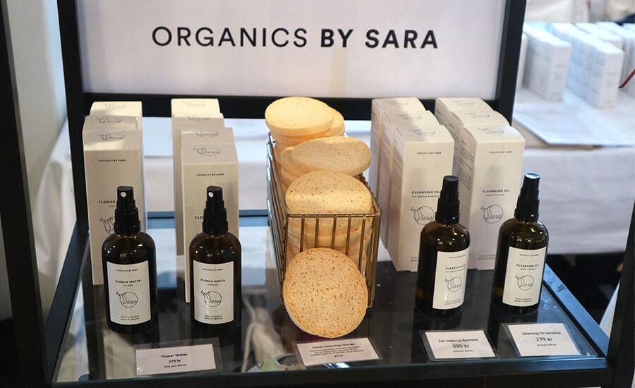 organics by sara green beauty day 2021