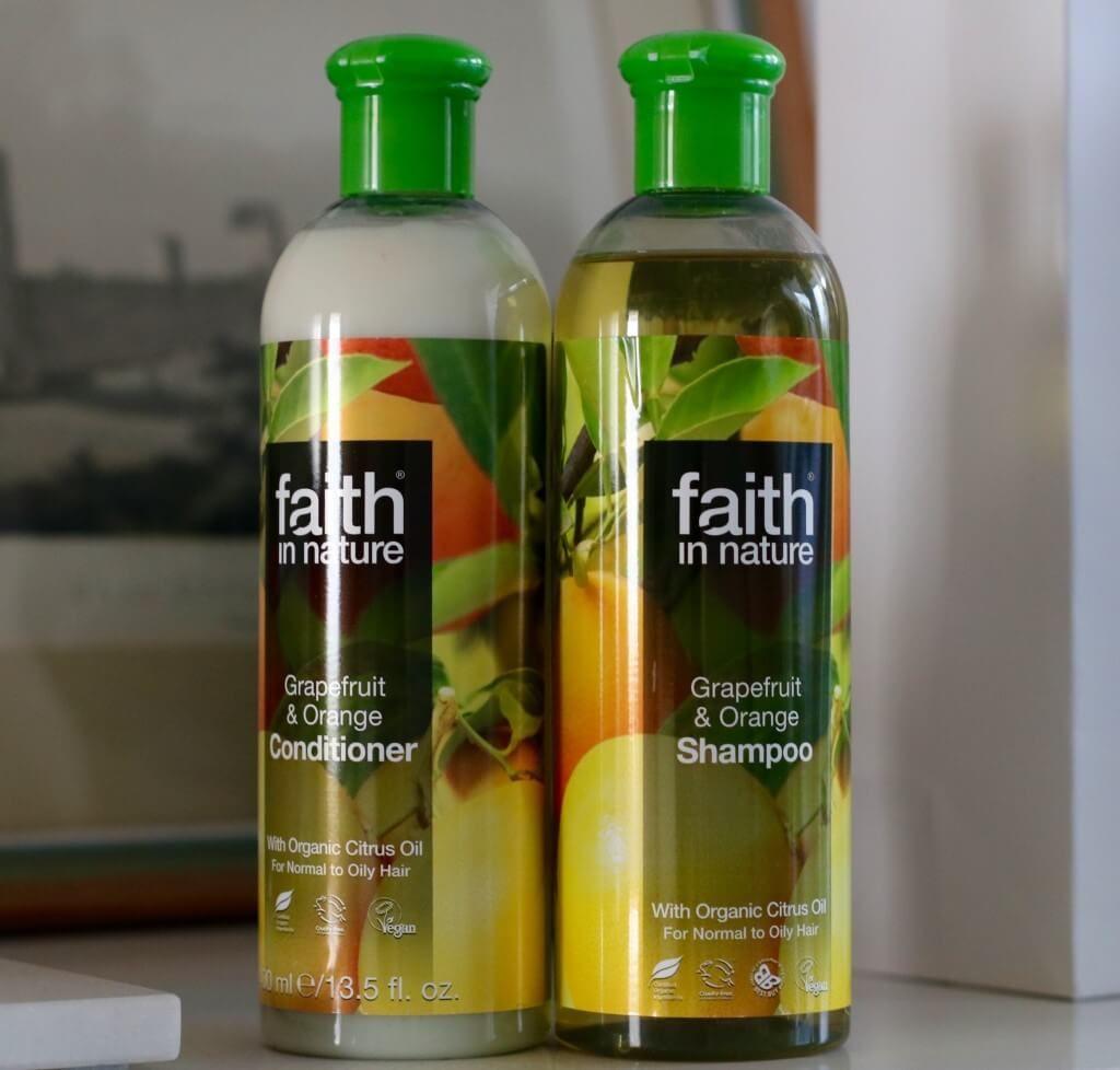 Faith In Nature schampo balsam