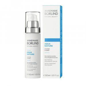 serum för fet hud annemarie borlind aqua nature hydration serum