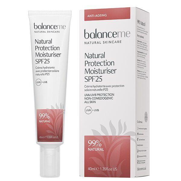 Balance Me moisturizer spf 25
