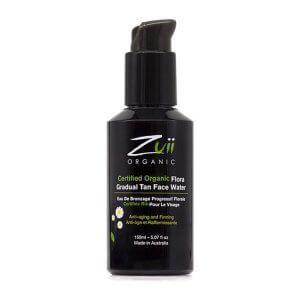 Zuii Organic Flora Gradual Tan Face Water 150 ml