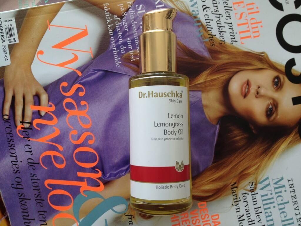 Dr. Hauschka Lemongrass Body Oil