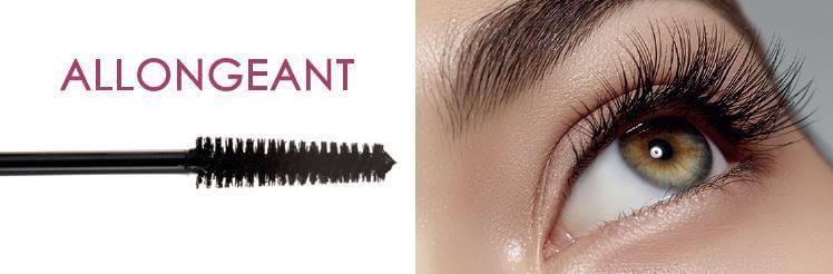 Mascara Lengthening and eye