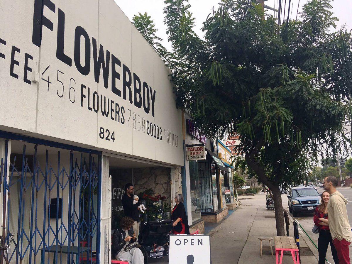 Flowerboy Venice