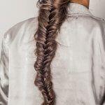 fläta hårtrend