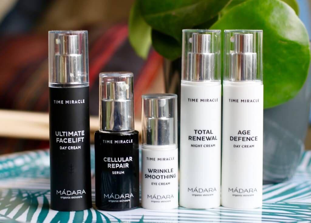 Madara Time Miracle organic skincare