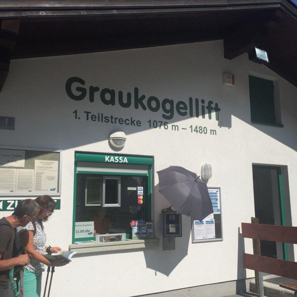 Graukogel Österrike