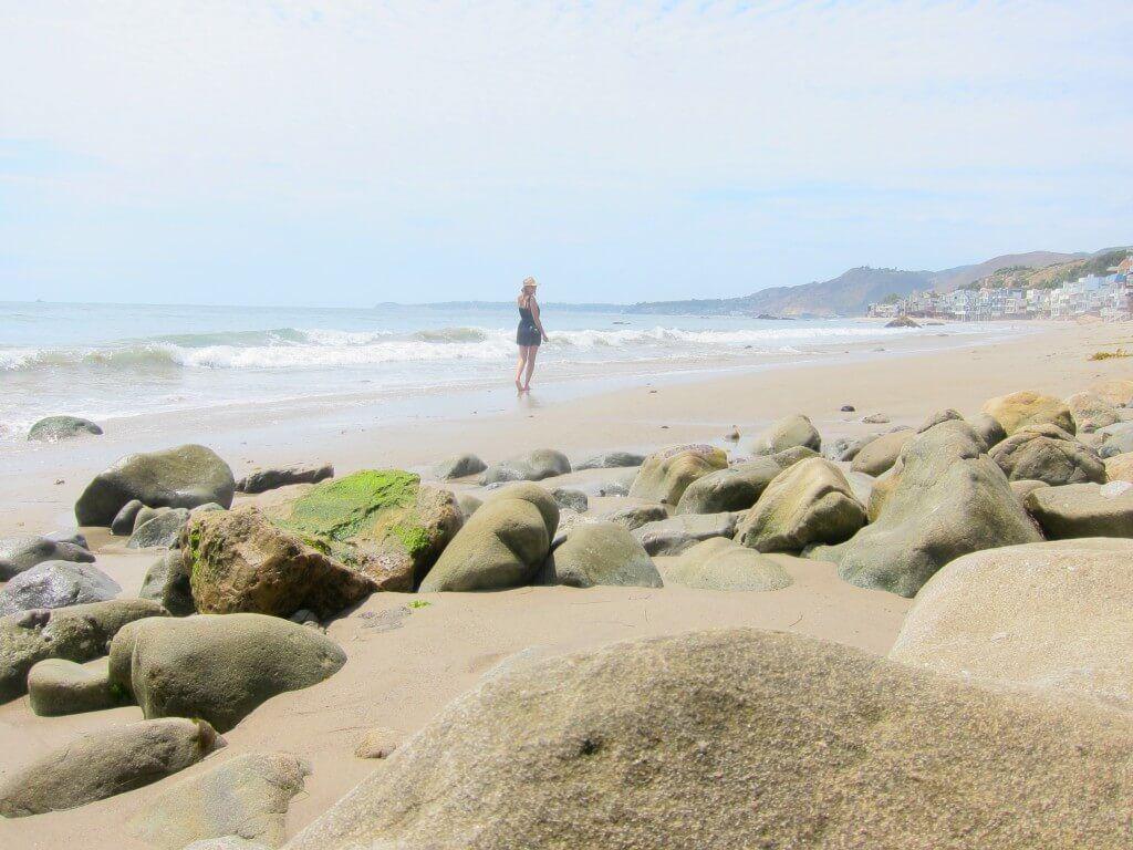 Bästa stränderna i Malibu, Malibu Rd