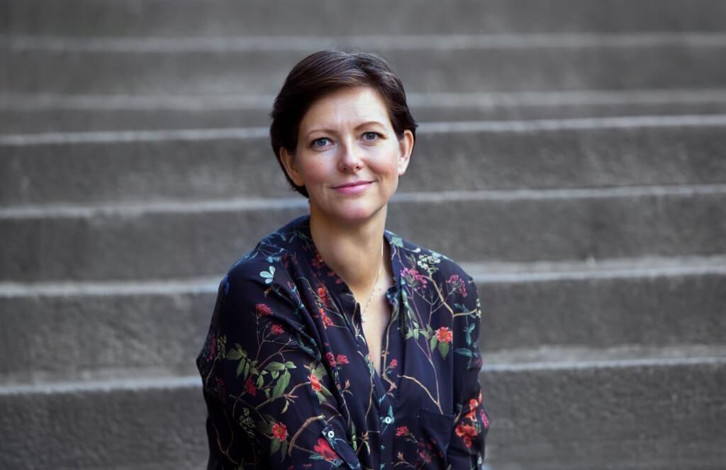 Hannah Sjöström, chef Metro Mode. Foto: Henry Lundholm