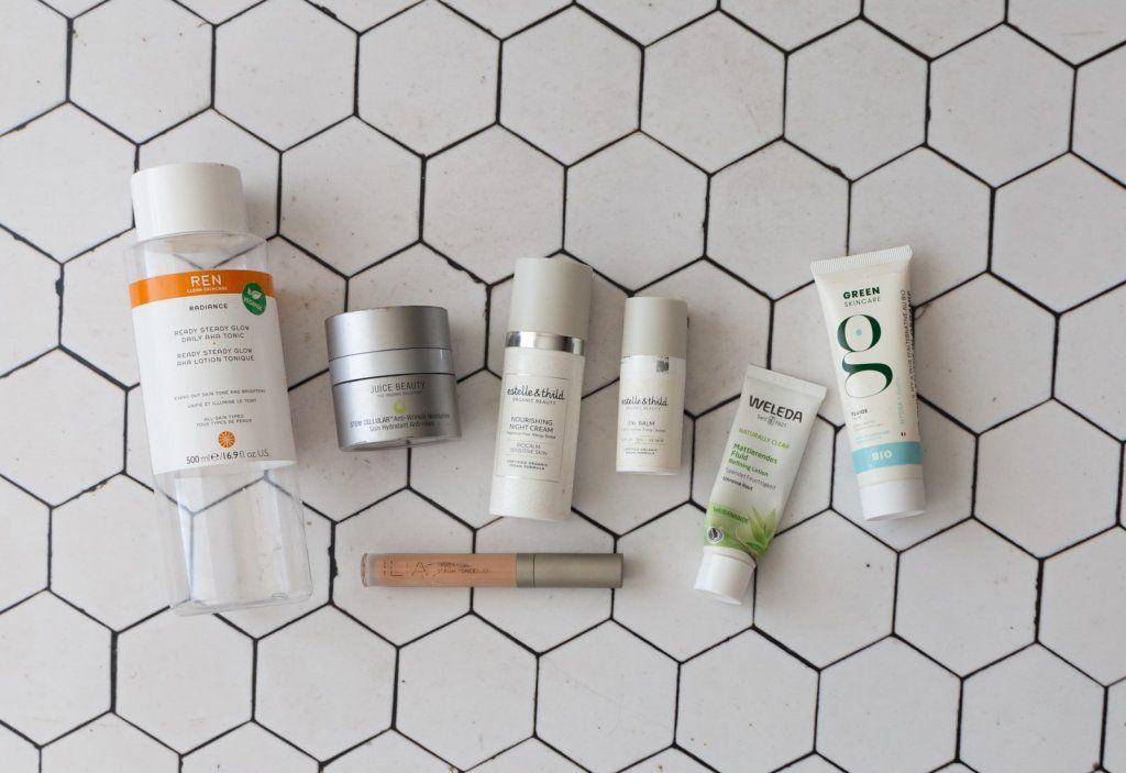 Produkter som jag använt upp