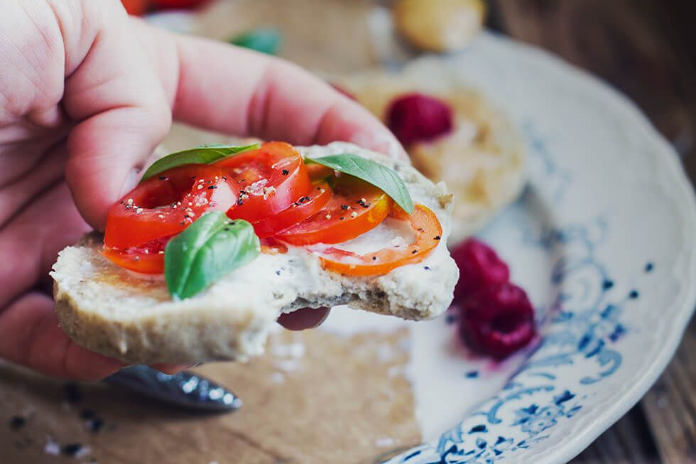 Veganska glutenfria frallor