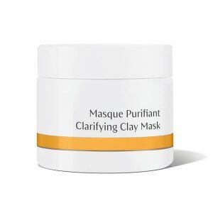 lermask för fet hud Dr Hauschka-Clarifying-Clay-Mask-