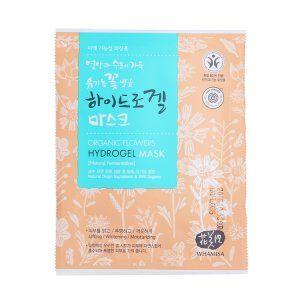 Whamisa Organic Flowers Hydro Gel Mask Sheet