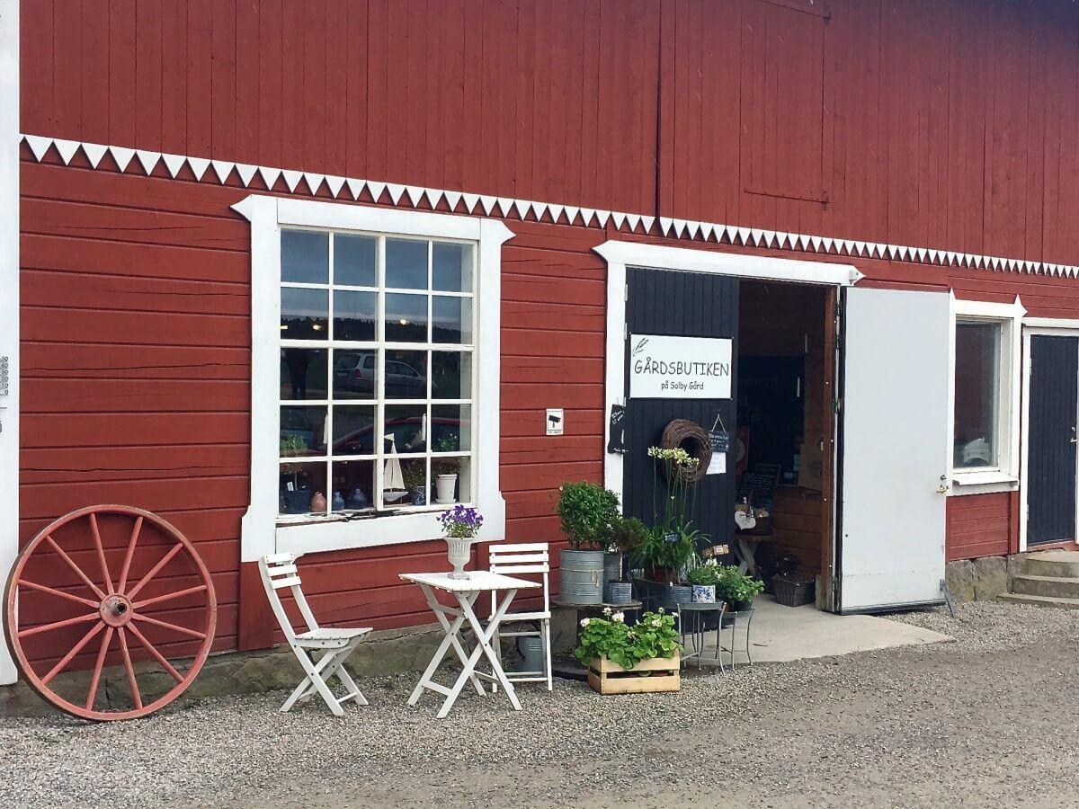 Solby gård och butik