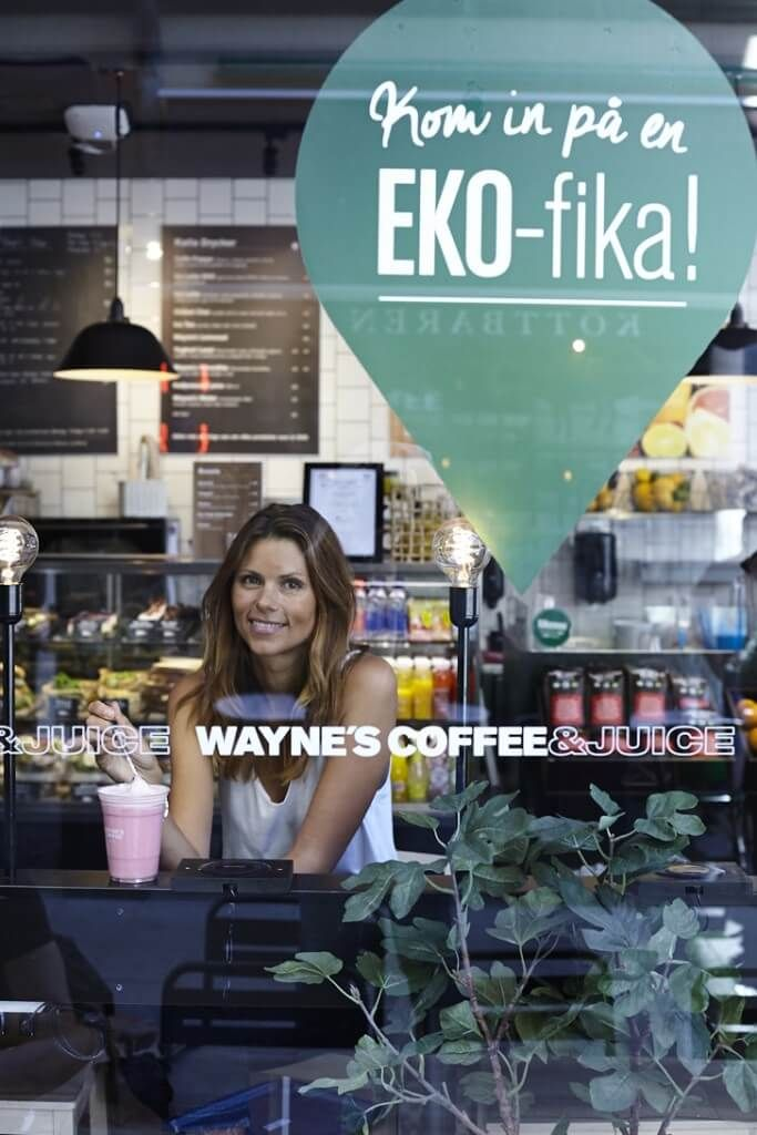 waynes coffee marita karlson