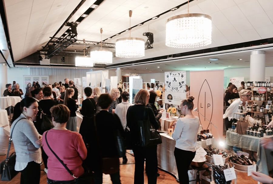 Green Beauty Day Stockholm 2021