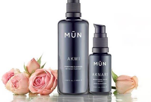 Mun skincare