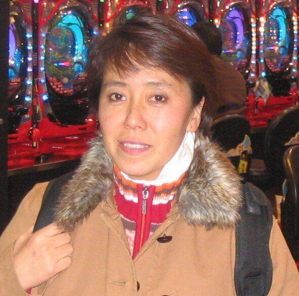 Ying in Japan 2005