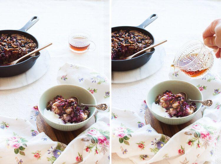 Baked+Blackcurrant+Ryemeal+ +my+blue&white+kitchen