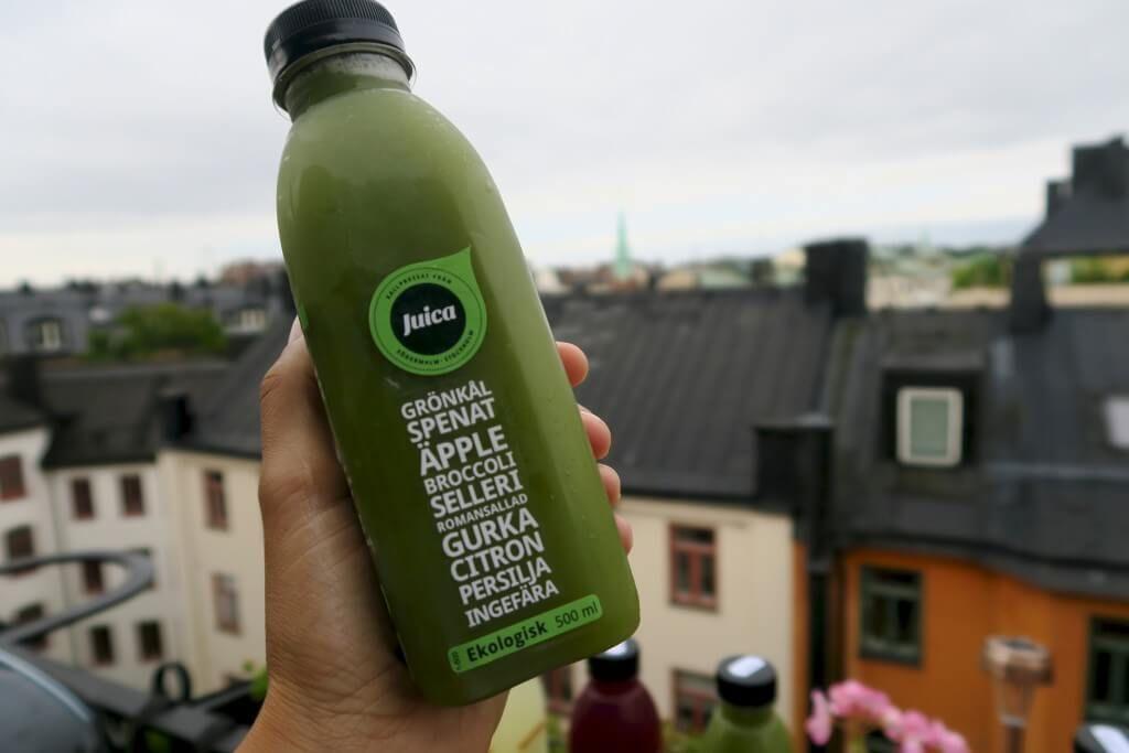 Juica Kallrpessade ekologiska juicer