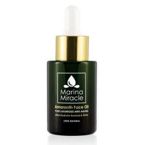 Marina Miracle Amaranth Face Oil,