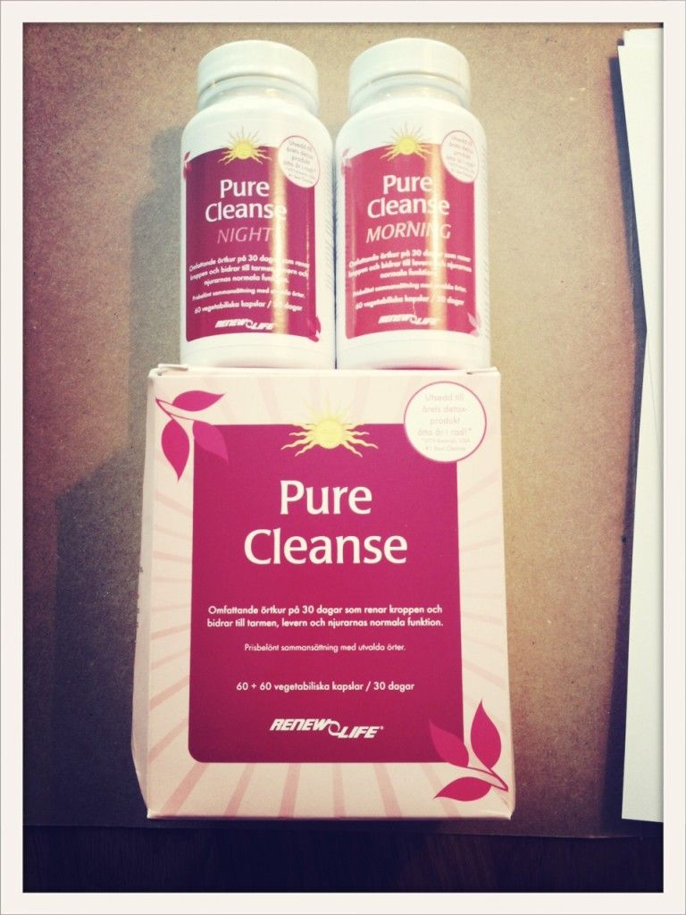 pure cleanse