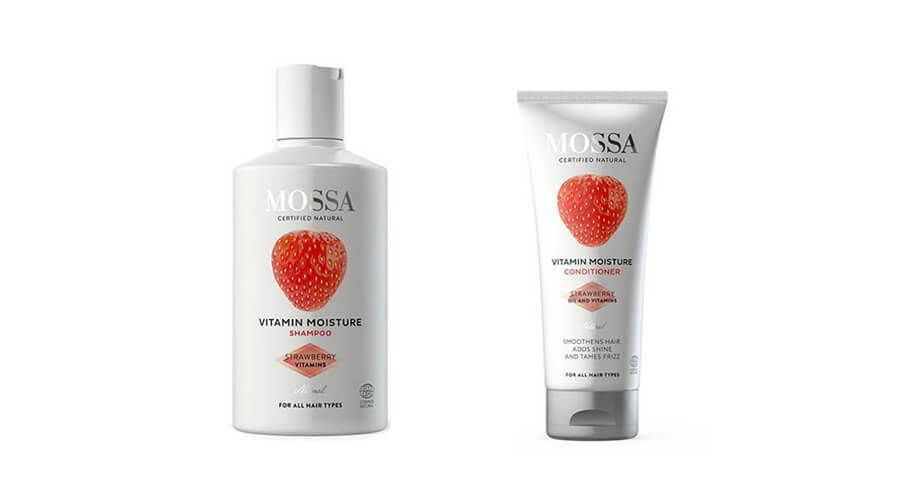 mossa shampoo conditioner