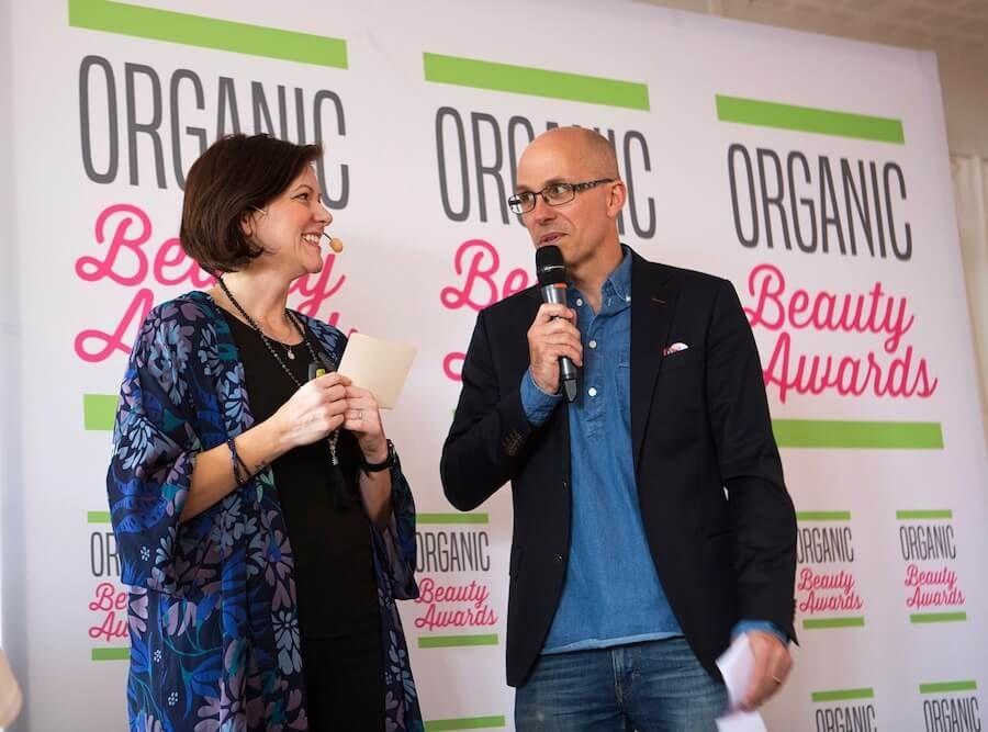 Green beauty Day 2019 Organic Beauty Awards
