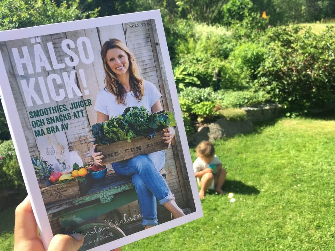 Kiwi Fresh Hälsokick Marita Karlson
