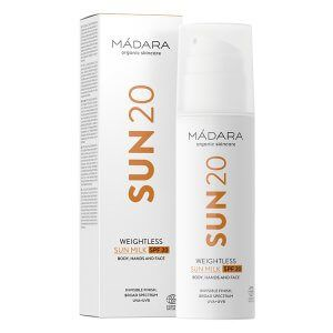 Madara-Weightless-Sun-Milk-SPF20-box