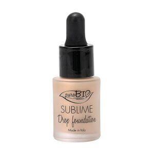 PuroBIO Cosmetics Drop Foundation - 01